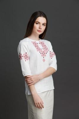 """Женская блузка с вышивкой """"Узорная"""". Фото 1"""