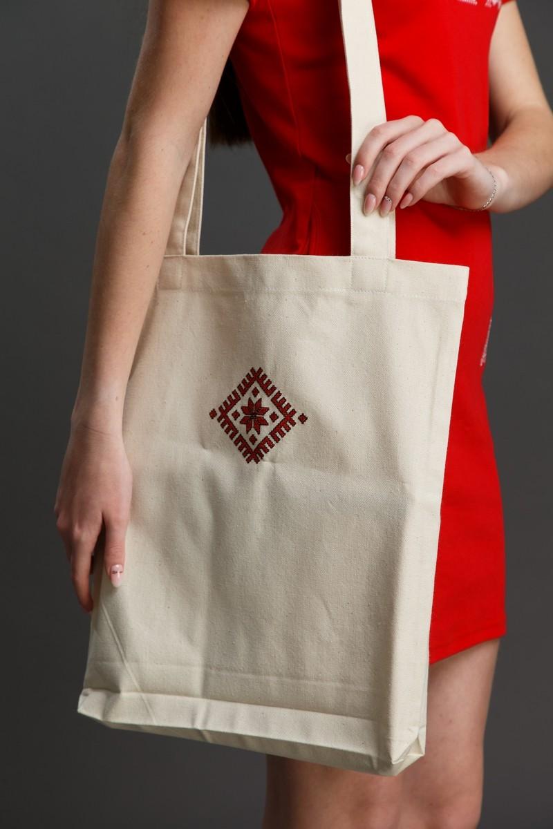 """Эко-сумка с вышивкой """"Вселенная"""". Фото 2"""